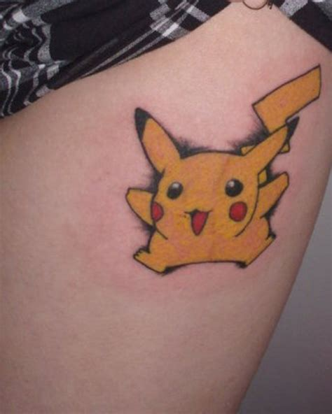 pikachu tattoo designs pikachu designs ideas and meaning tattoos for you