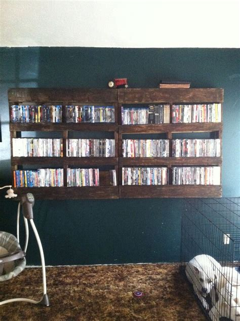 Cd Regal Diy by 25 Best Ideas About Dvd Rack On Dvd Storage