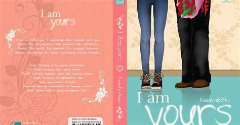 review novel i am yours karya kezia evi wiadji