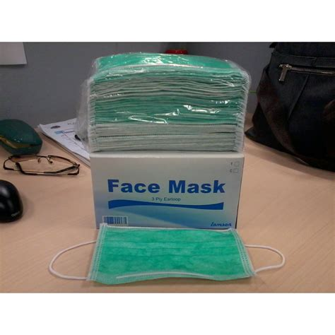 Masker Kesehatan masker kesehatan quot facemask quot elevenia