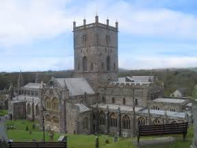 St Davids St David S Cathedral Wales 171 The Freelance History Writer