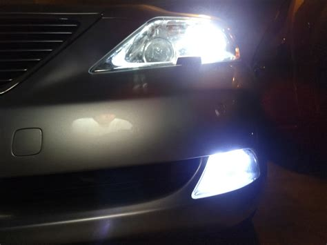 Led Fog Ls by Led Fog And Nike S Done Page 2 Club Lexus Forums