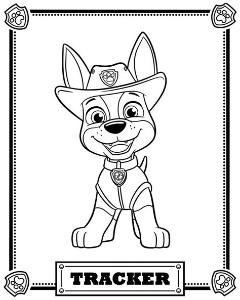 paw patrol birthday coloring pages 28 best patrulha canina images on pinterest baby ducks