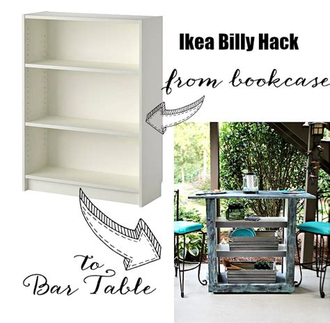 turn a bookshelf into a bar useful tips for home