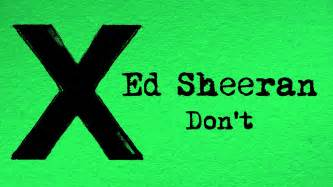 Photograph Album Ed Sheeran Don T Official Youtube