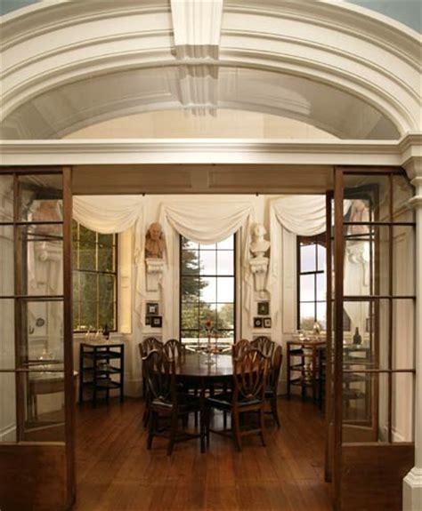 Monticello Interior by The Devoted Classicist Historic Paint Color At Monticello