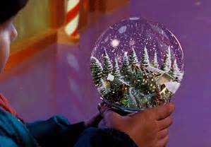 snow globe from the santa clause movie snow globes