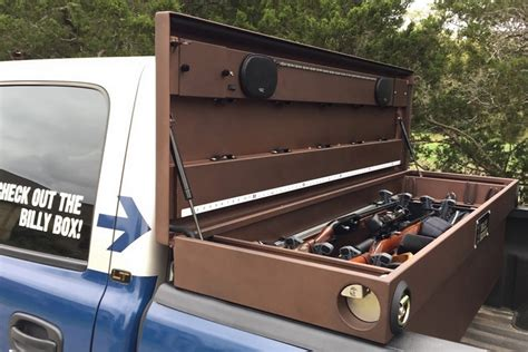 truck bed tool storage billy boxes