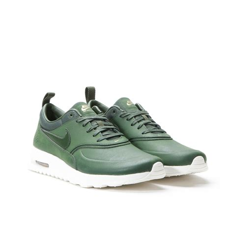 nike wmns air max thea prm carbon green