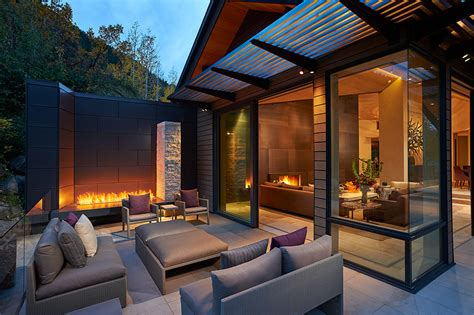 Courtyard Home Designs by Genesis Hospitality Corporation Home Tours