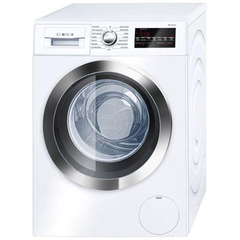 bosch 800 series washer shop bosch 800 series 2 2 cu ft high efficiency stackable
