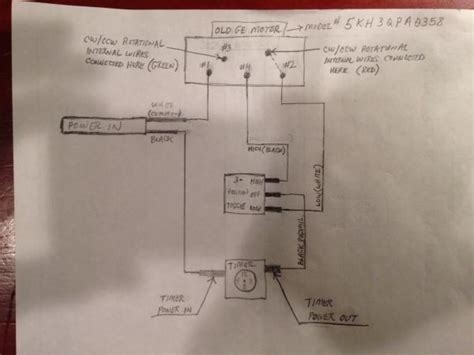ge motor center wiring diagram efcaviation