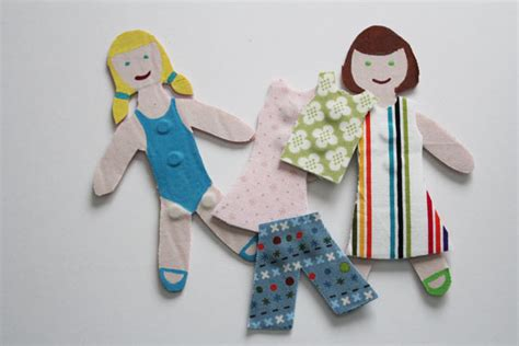 paper dolls craft paper dolls crafts