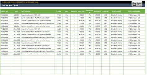 excel project management template free simple project tracking