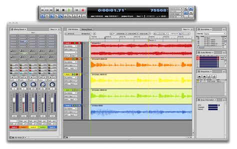 Sound Desk Software by Multitrack Recording Software For Mac