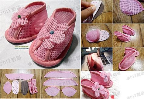 diy shoes tutorial how to sew diy baby shoes step by step tutorial