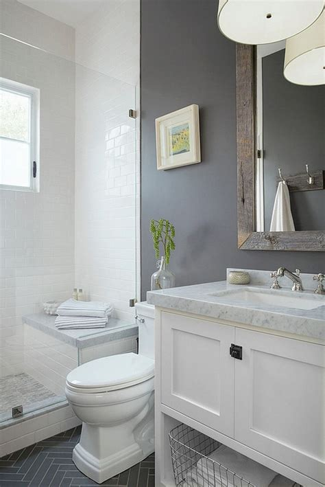 Ideas For A Small Bathroom Makeover by A Great Small Bathroom Makeover Safe Home Inspiration
