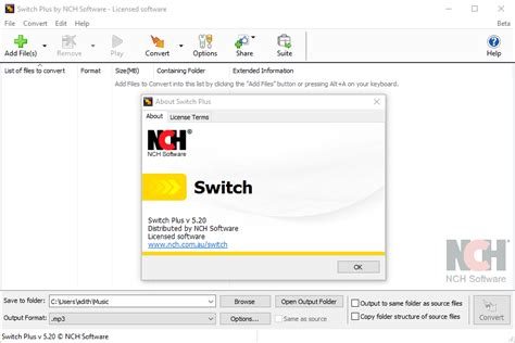 nch software video converter switch audio file converter plus 5 20 tapatalk