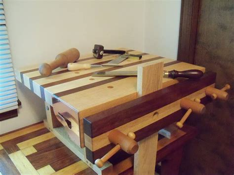 wood carving bench dovetailing carving bench by lumberjocks