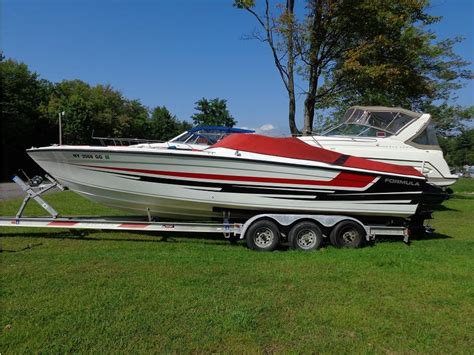 formula boats michigan 1989 formula 272 sr1 powerboat for sale in michigan