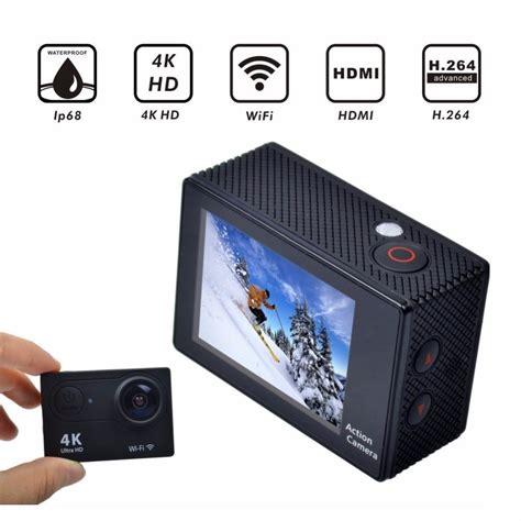 camera  wifi action ultra hd p controle  tela lcd   em mercado livre
