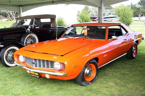 copo camaro 1969 1969 chevrolet camaro 427 copo 9561 chevrolet