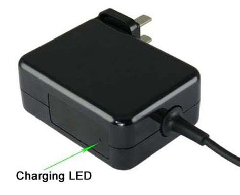 Lenovo Usb Wall Charger 1 Port Us 2a Pa 1100 17ul 8j698r Black 65w ac power adapter laptop wall charger for lenovo 4