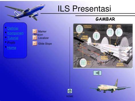 instrument landing system powerpoint