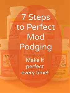 Definition Of Home Decor how to decoupage the 7 steps to perfect mod podging