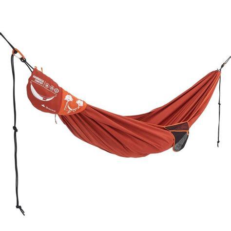 Amaca Decathlon by Comfort Hammock Orange Decathlon