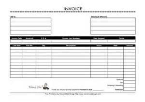 Accounting Invoice Template by Free Invoice Software Http Www Nutcache Small