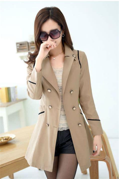 Blazer Wanita Modern blazer wanita korea khaki blazer jyb331587khaki