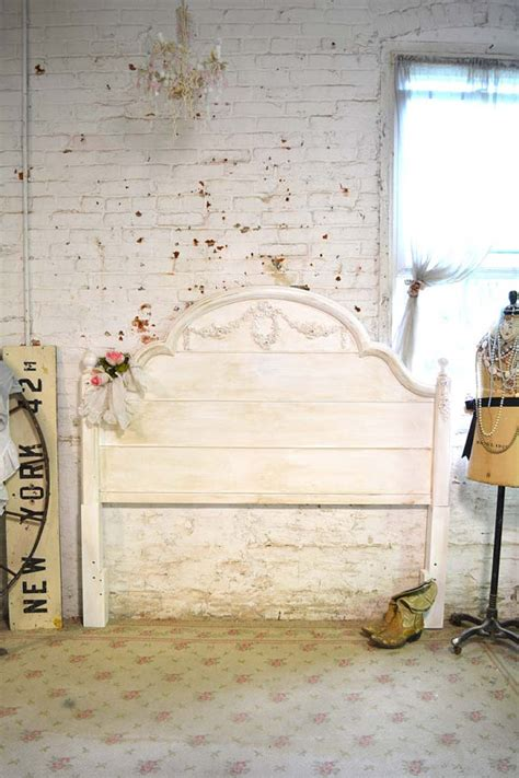 shabby chic headboard shabby chic beds