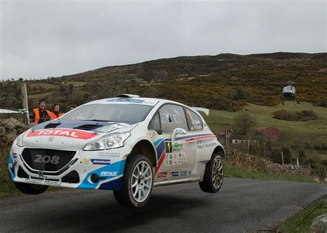 circuit of ireland rally victory credit fia european rally entries for circuit of ireland open today donegal now