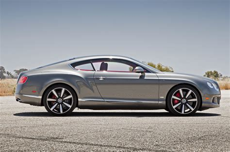 Continental Bentley 2013 Bentley Continental Gt Speed Test Motor Trend