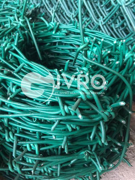 Pagar Kawat Duri Bandara jual kawat duri barbed wire pabrik pagar brc