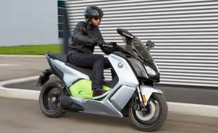 Bmw Scooters 2017 Bmw C Evolution Scooter Coming To Us Cyclez