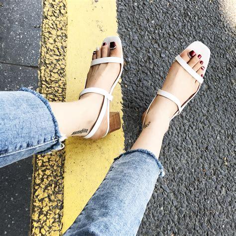 Sandal Wanita Gladiator Sandal White Putih Am42 buy grosir strappy sandal putih from china strappy