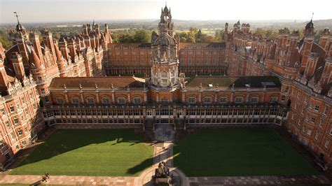 Royal Holloway Of Mba Ranking by 5 Universities Are Amongst The Most International