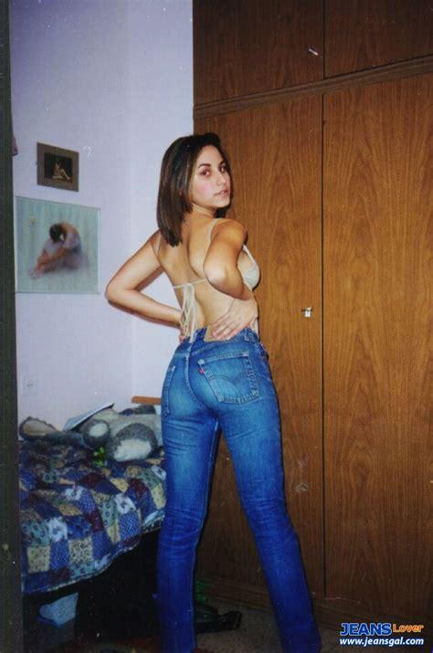 Hot Sexy Asian Girls In Low Rise Jeans | jeans lover gallery beautiful girls pretty women in