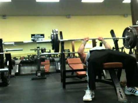 275 pound bench press 275 lb close grip bench press youtube