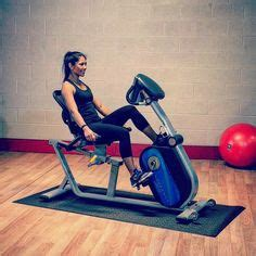 Reclining Bicycle Stationary by Recumbent Bike Workout On Bike Workouts