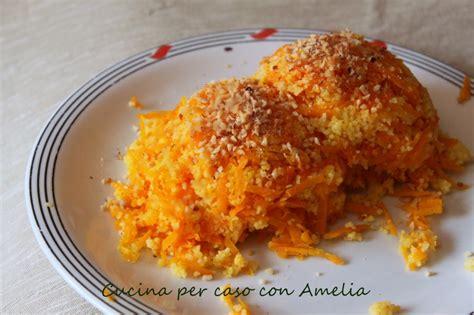 ricette per cucinare le carote couscous con carote e nocciole ricetta cucina per caso