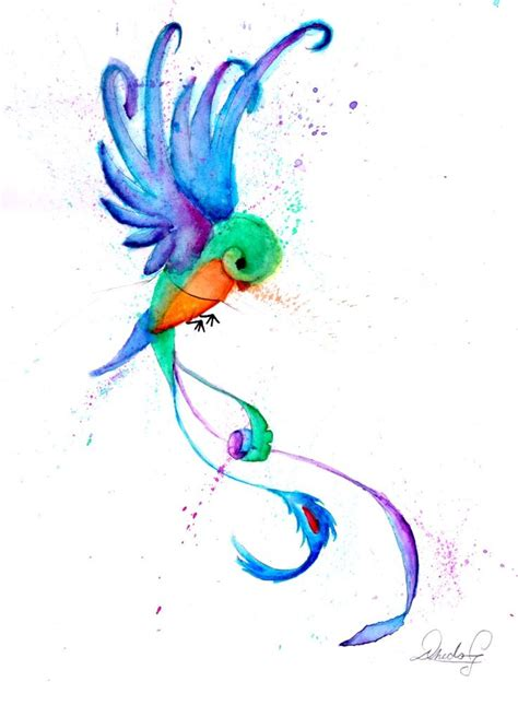 420 best quetzal images on pinterest tattoo ideas