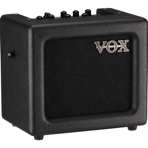 Vox Mini 5 Guitar Lifier vox mini3 3w battery powered guitar combo musician s friend