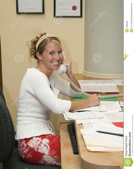 Office Assistant by Office Assistant Royalty Free Stock Image Image 1938586