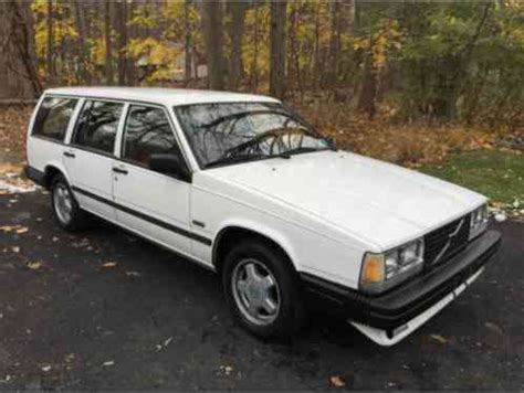volvo 740 turbo wagon 1987 here for sale is a this