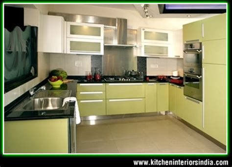 Modular kitchen interiors, manufacturer in punjab