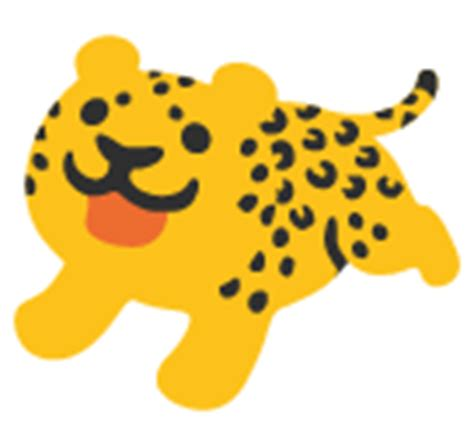 old boat emoji leopard emojis on ios android and twitter