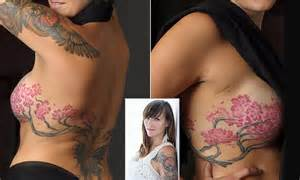 tattoo nipples after breast cancer breast cancer survivor dana donofree covers mastectomy